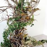 ●欧風花インスティテュート熊本25周年記念作品展 「森へ…」